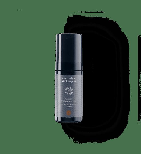 Crema facial hidratante natural para todo tipo de pieles de Secretos del Agua