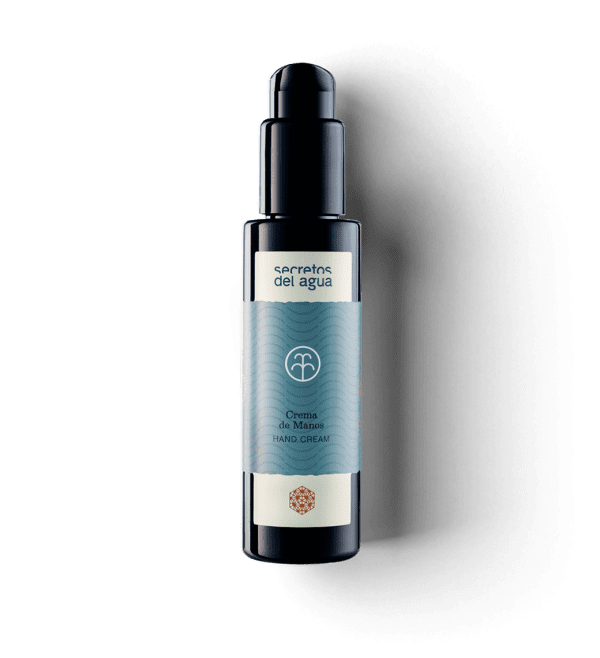 Crema de manos reparadora natural de Secretos del Agua