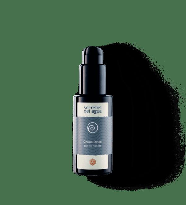 Crema facial detox de Secretos del Agua