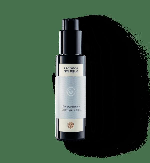 Limpador cuero cabelludo natural de Secretos del Agua