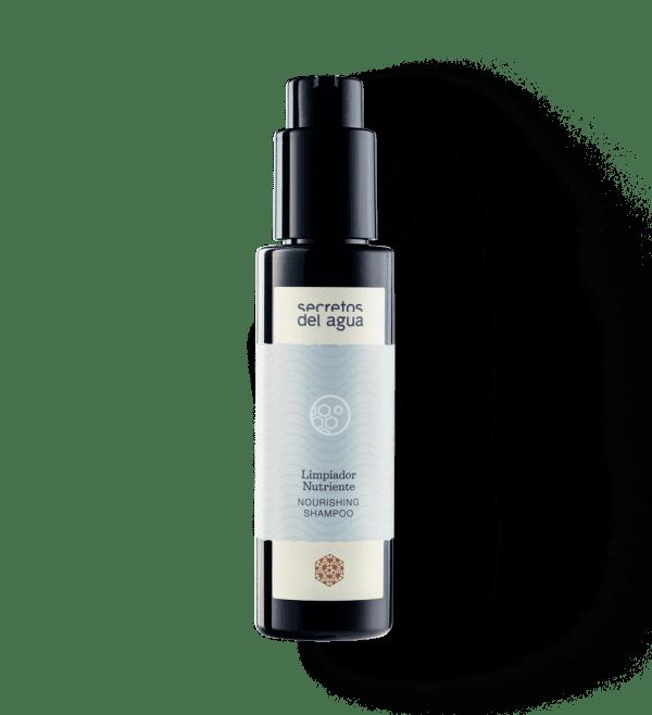 Limpiador Nutriente, champu hidratante natural de Secretos del Agua