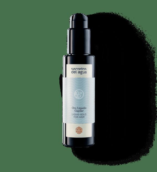 Tratamiento para el pelo seco de Secretos del Agua