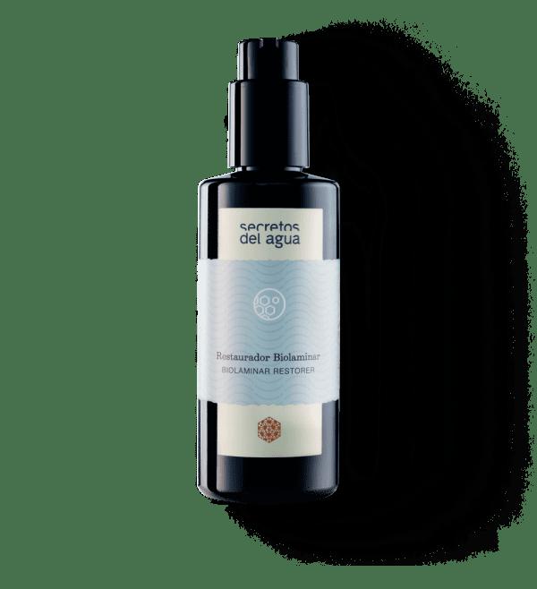 Mascarilla natural para el pelo seco de Secretos del Agua