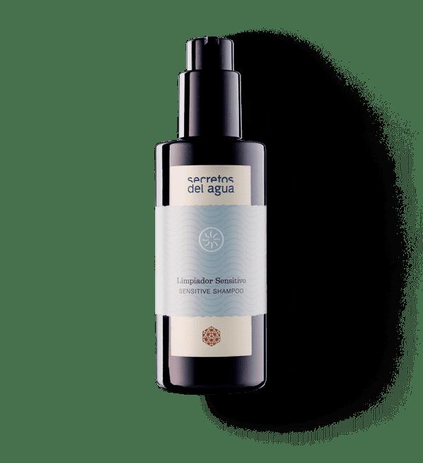 Champu cuero cabelludo sensible de Secretos del Agua