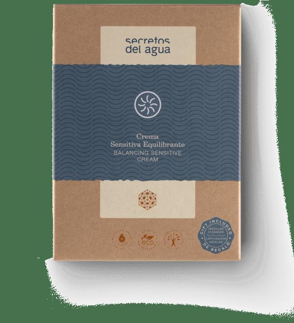 Crema equilibrante de pieles grasas de Secretos del Agua