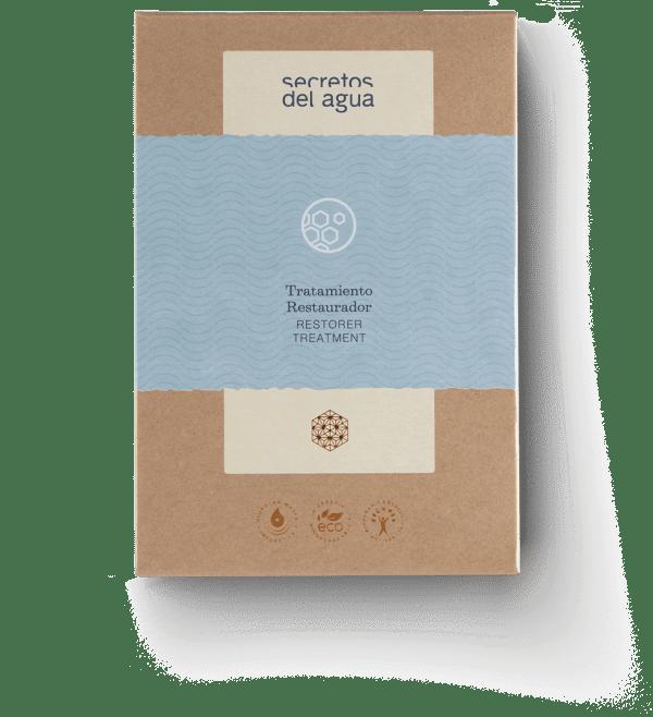 Productos para hidratar el pelo de Secretos del Agua