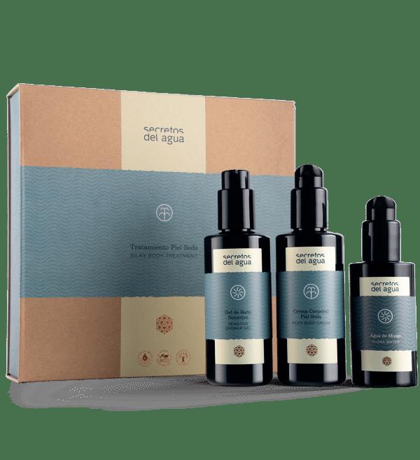 Productos para pieles atopicas de Secretos del Agua