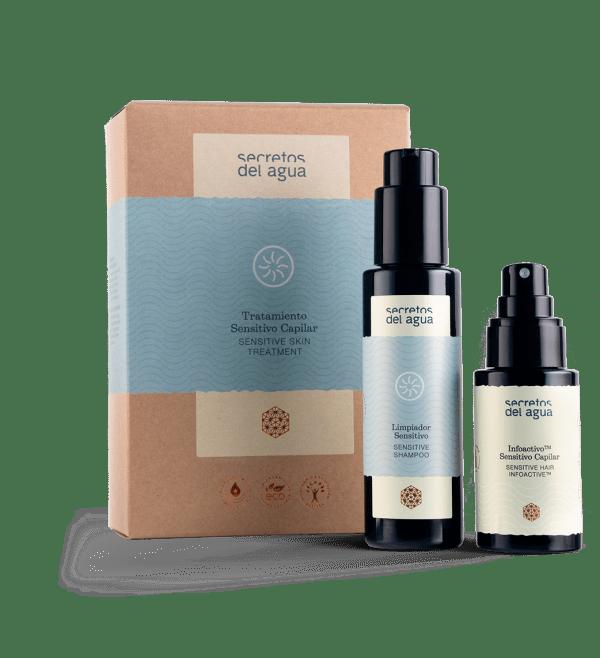 Productos para el cuero cabelludo sensible y con picores de Secretos del Agua