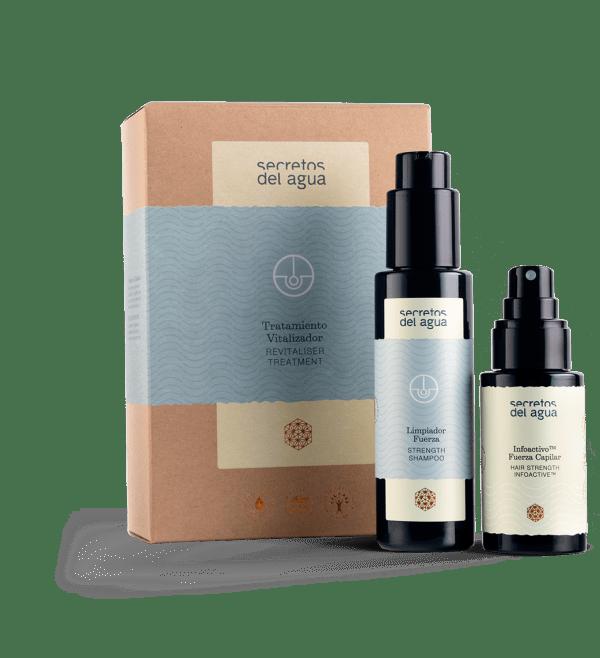 Productos para evitar la caida del cabello