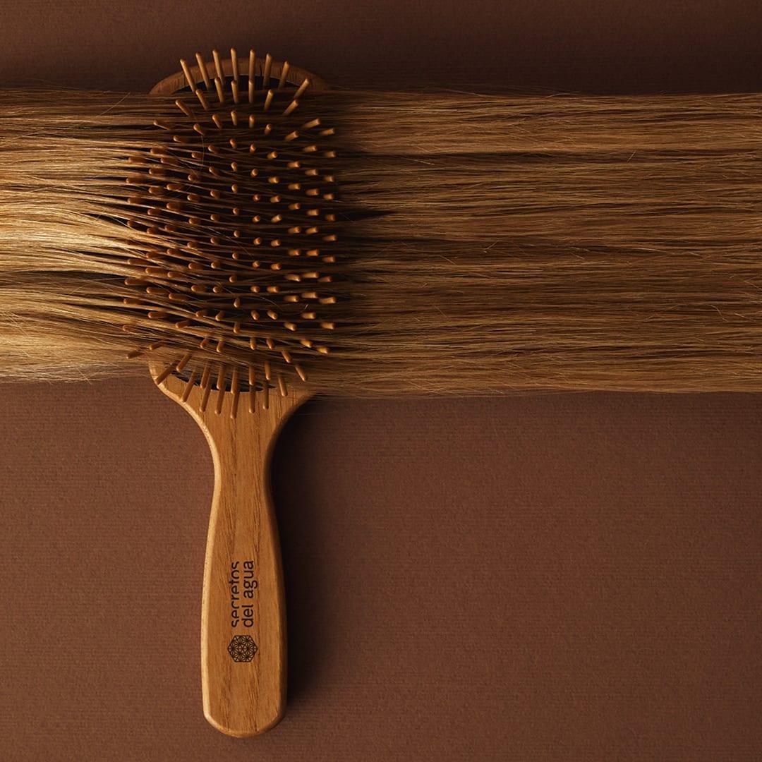 hidratar el pelo en casa