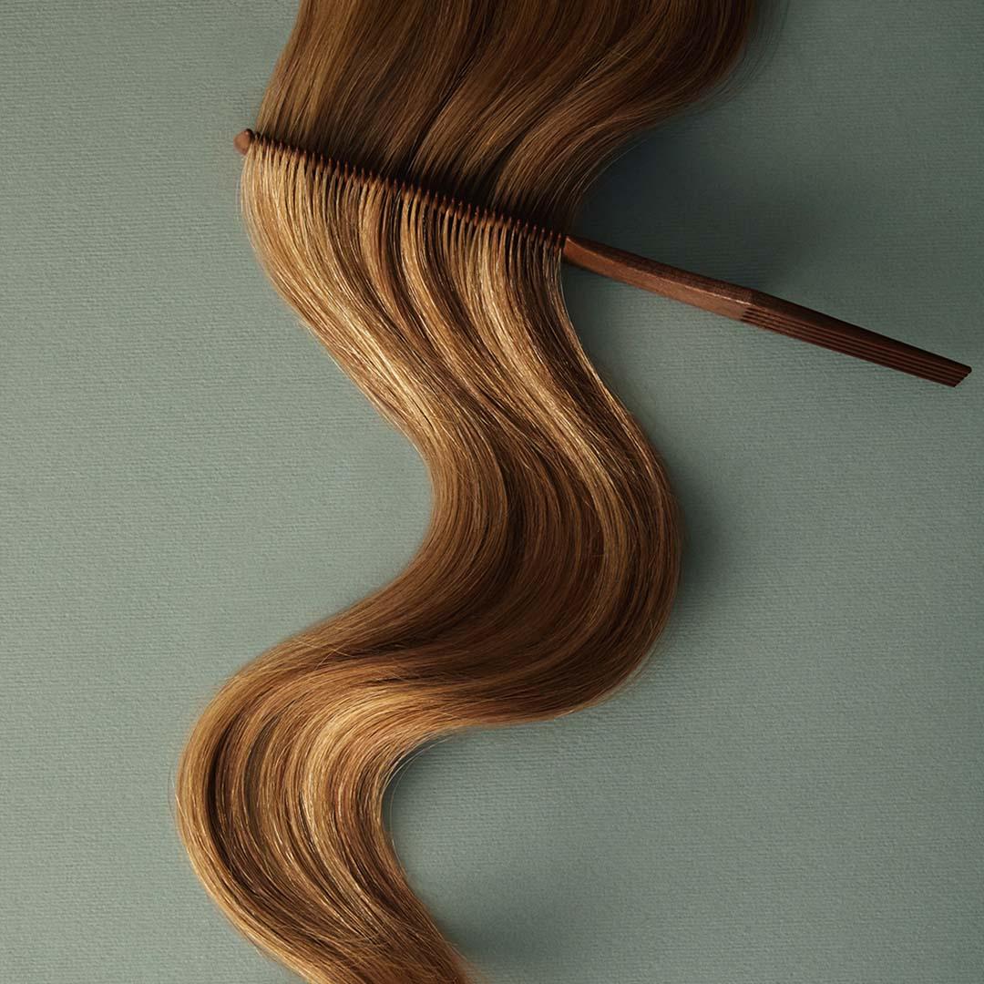 Cosméticos naturales para moldear el cabello