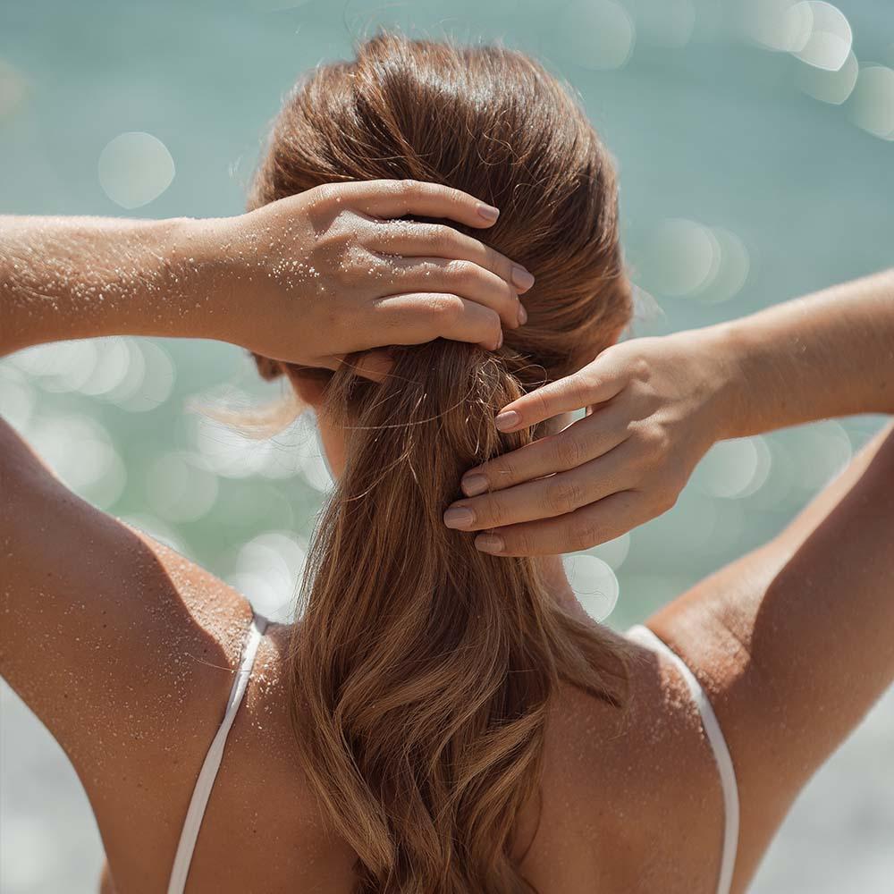 Tintes naturales para el cabello de Secretos del Agua